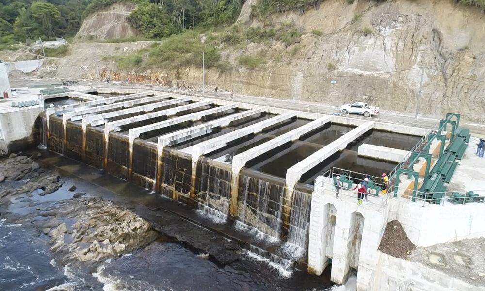 Mini-hydro Power Plant in Indonesia