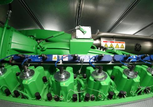 熱電併給装置(CHP)